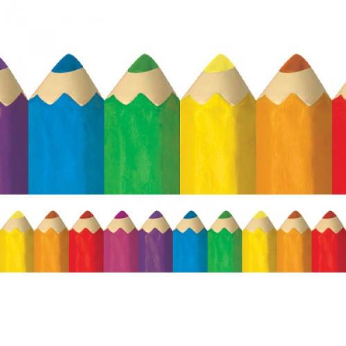 Trimmer - Jumbo coloured pencils