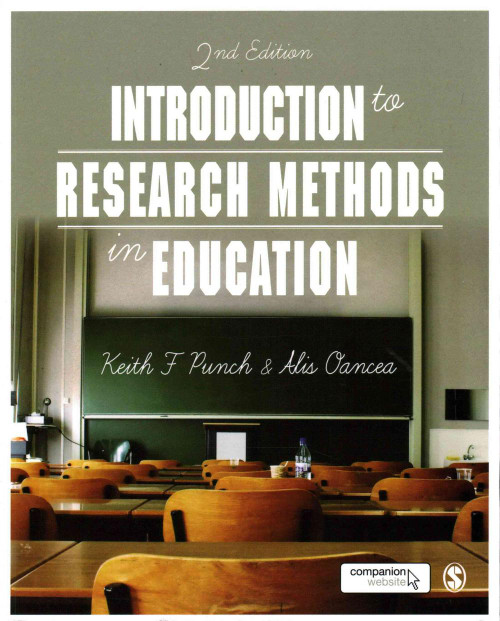 Introduction to Research Methods in Education - 2nd Edition