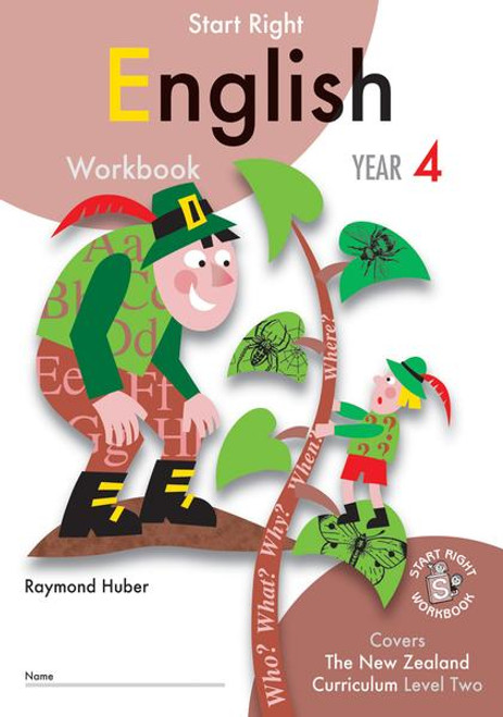 Start Right Year 4 English  Workbook