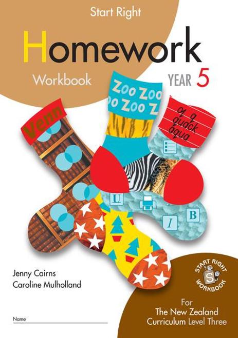 Start Right Year 5 Homework Workbook