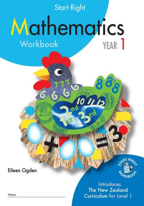 Start Right Year 1 Mathematics Workbook