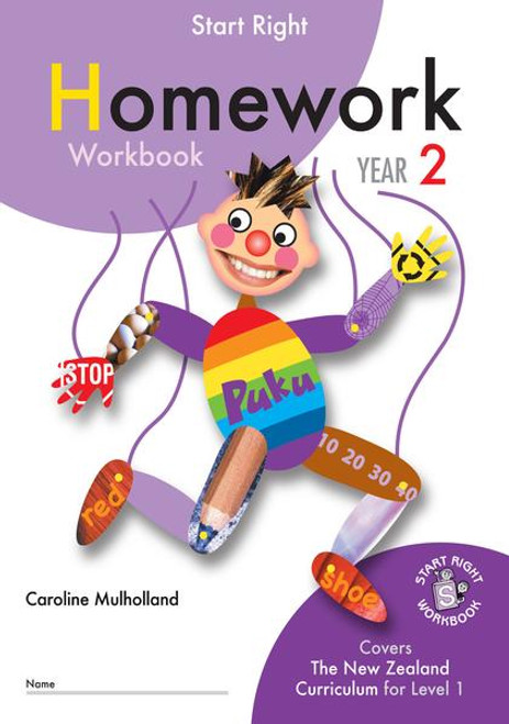 Start Right Homework Year 2