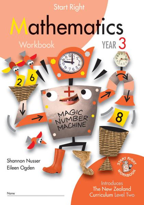 Start Right Year 3 Mathematics Workbook