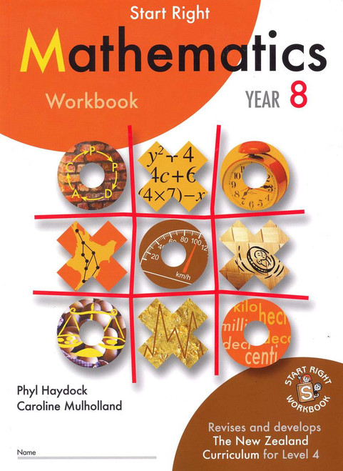 Start Right Mathematics Year 8 Workbook