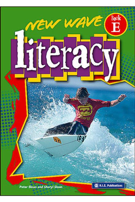 New Wave Literacy Book E - Student Workbook