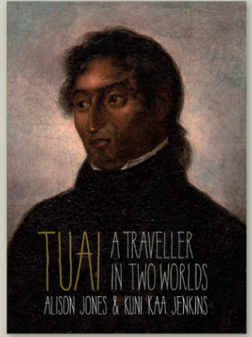 Tuai: A traveller in two worlds