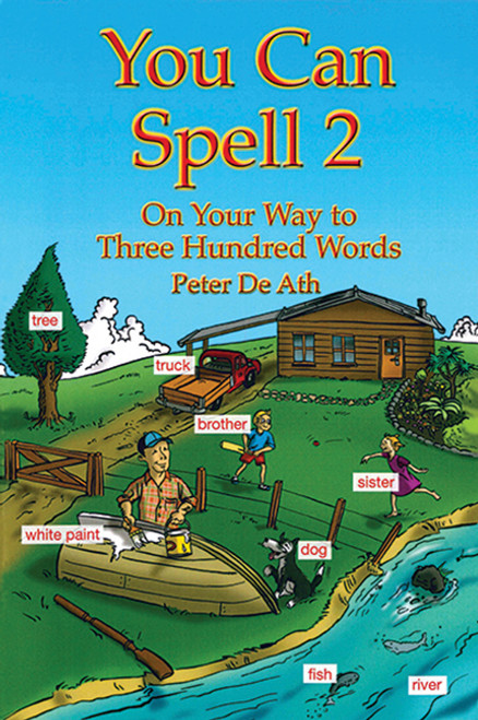 You Can Spell 2:  On your way to 300 Words