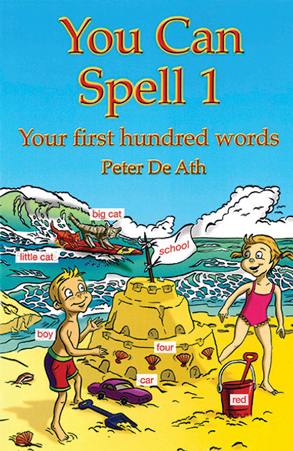 You Can Spell 1:  Your first hundred words