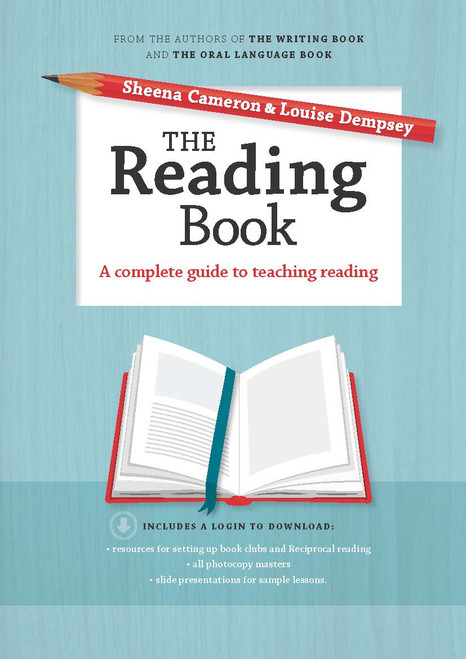 The Reading Book by Sheena Cameron & Louise Dempsey