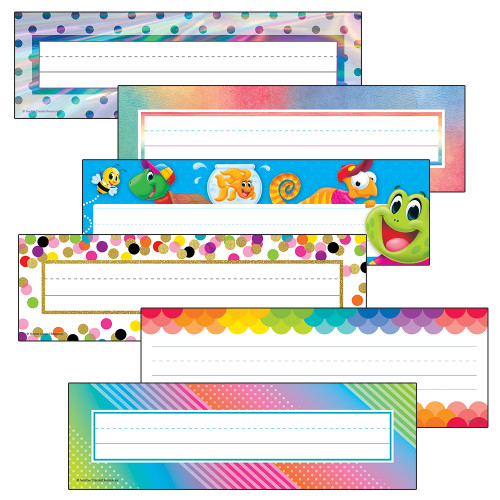 Classroom Labels Variety Pack