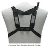 Back panel  of RCP-1 harness