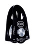 "SMC 2"" Single Prusik Minding Pulley - Black Side View"