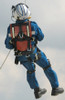 CMC Helitack Harness (In Use)