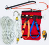 Advanced Lift Evacuation Kit with Petzl I'd