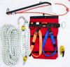 Advanced Lift Evacuation Kit with Petzl RIG