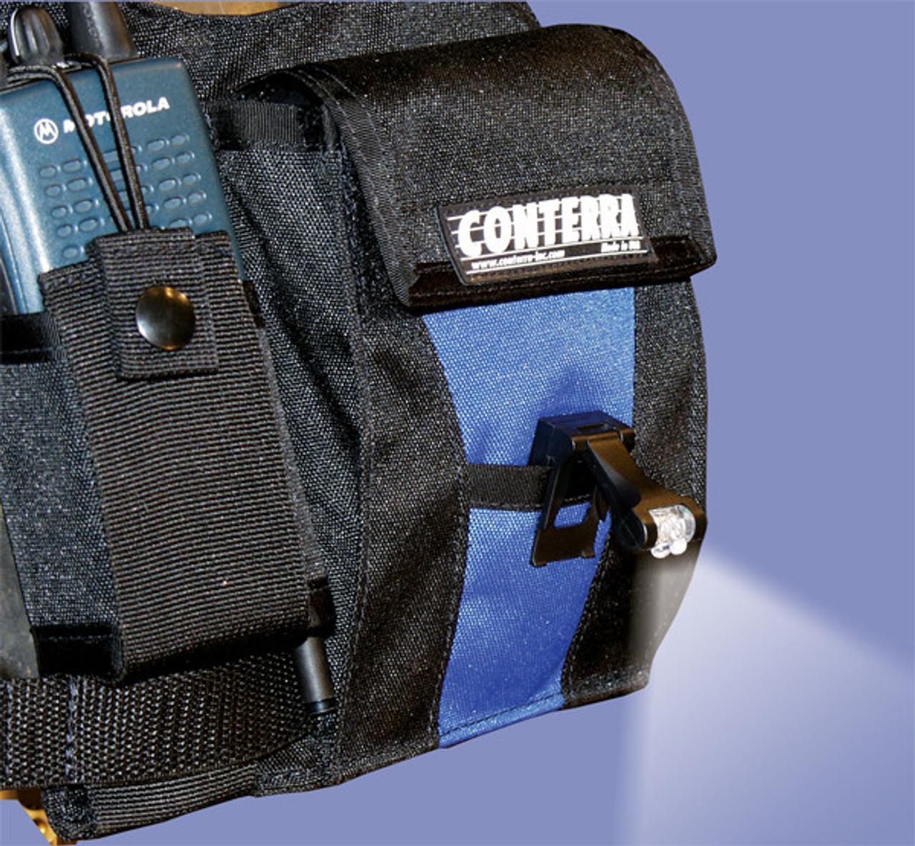 Conterra Adjusta-Pro Radio Chest Harness