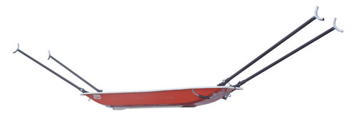 Model 350 Extreme Toboggan