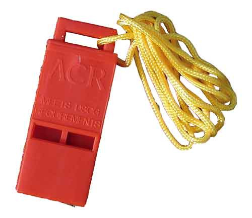 ACR Whistle