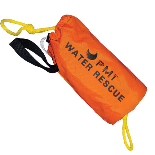 PMI® Throw Bag w/Economy Water Rescue Rope