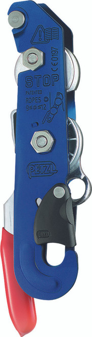 Petzl STOP descender D09