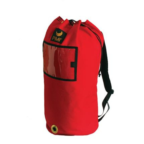 PMI® X-Large Rope Pack - with Straps - Red
