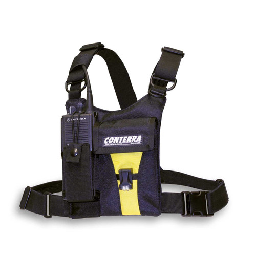 Conterra Adjusta-Pro Diva Women's Radio Chest Harness