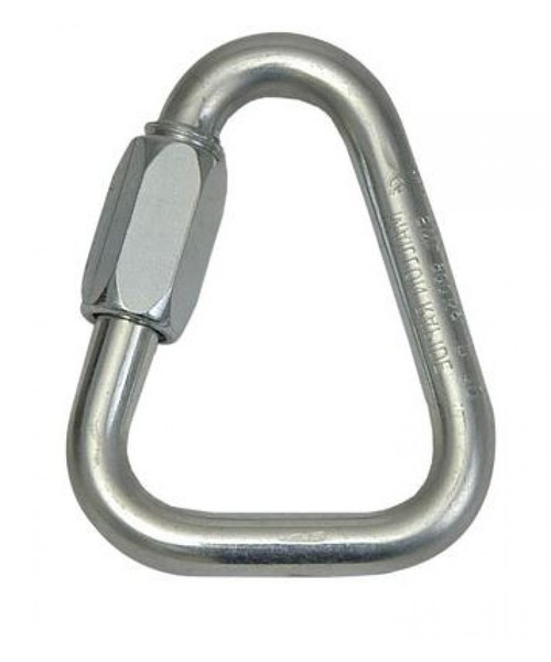 Stainless Steel Delta Tri-Link