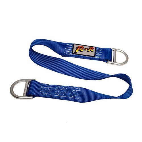 """R-N-R Anchor Strap with """"D"""" Rings"""