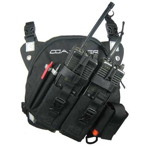 Coaxsher DR-1 Commander Dual Radio Chest Harness