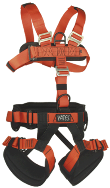 Yates NFPA Full Body Harness