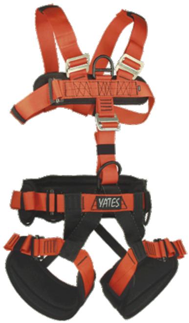 Yates NFPA Full Body Harness