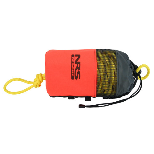 NRS Standard Rescue Throw Bag (Orange)