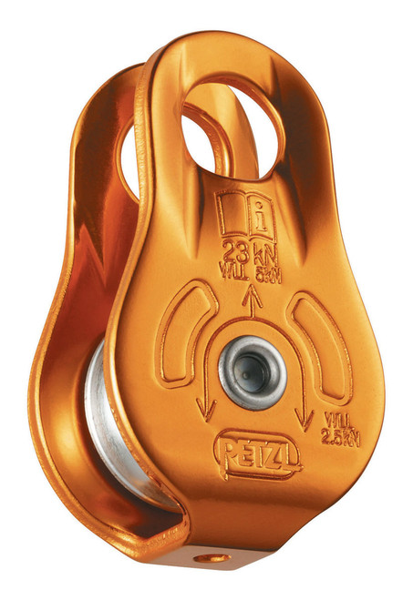 Petzl FIXE Pulley (Yellow)