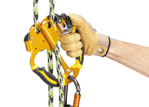 Petzl Ascentree Double Handled Rope Clamp