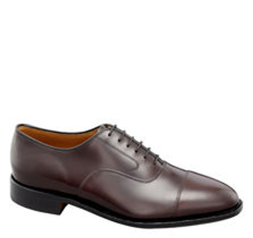 Bordeaux Brushed Calfskin