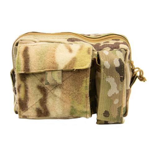 Shellback Tactical Super Admin Pouch Multicam Front