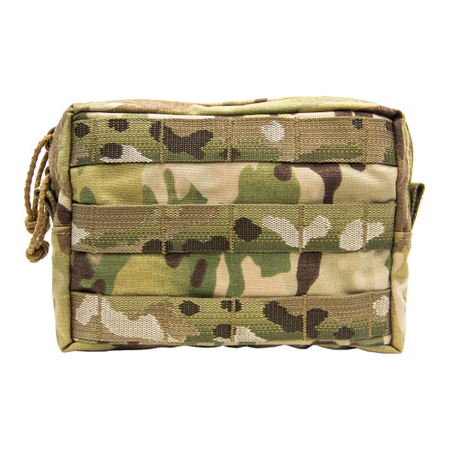 Shellback Tactical 6 x 8 Large Utility Pouch Multicam