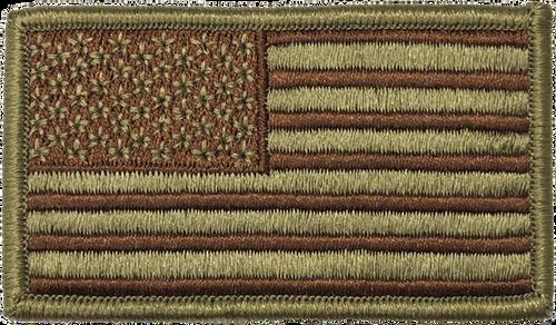 Shellback Tactical Air Force OCP Forward Flag Patch