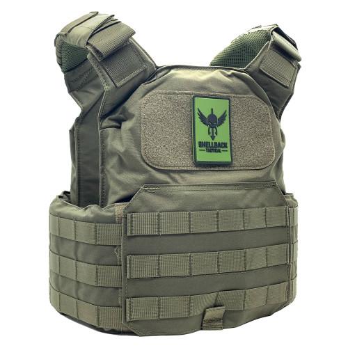 Shellback Tactical Shield Plate Carrier Ranger Green