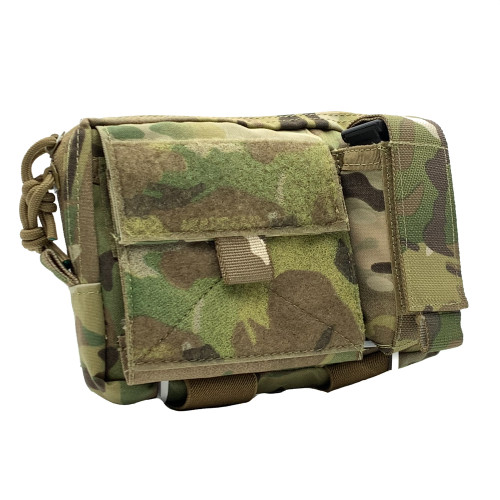 Shellback Tactical Super Admin Pouch Multicam