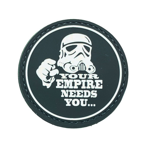 Shellback Tactical Your Empire Needs You PVC Patch
