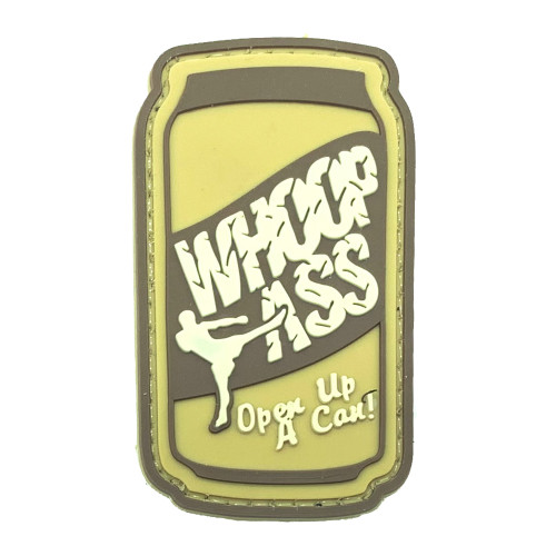 Shellback Tactical Can of Whoop Ass PVC Patch