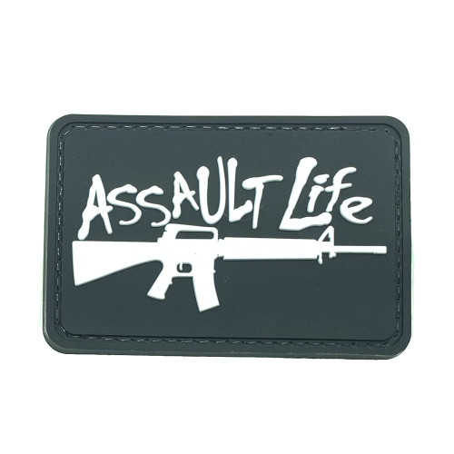 Shellback Tactical Assault Life PVC Patch