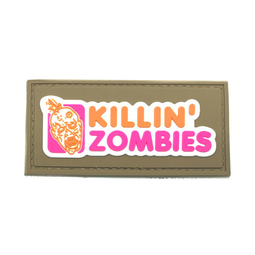 Shellback Tactical Killing Zombies PVC Patch