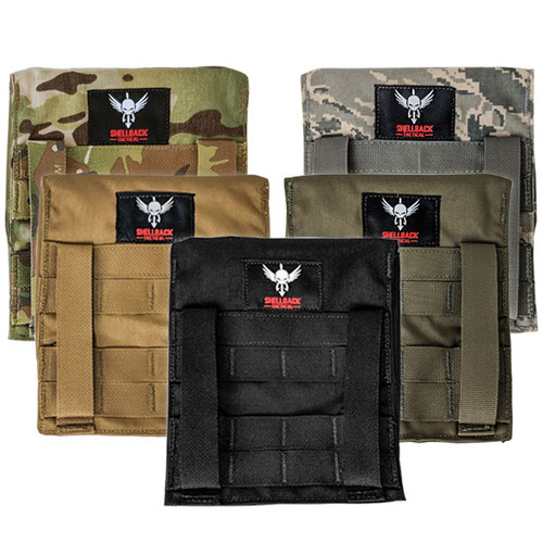 Shellback Tactical Side Armor Plate Pockets - Set of 2