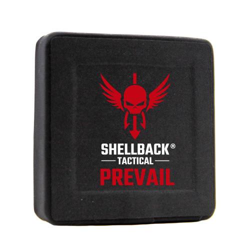Shellback Tactical Prevail Series Lightweight 6 x 6 Inch Level III Hard Armor Side Plate Model LON-III-P