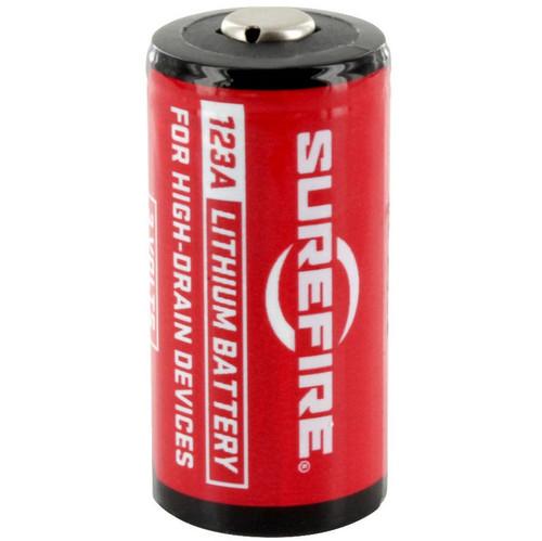 Surefire CR123A Lithium Battery 1