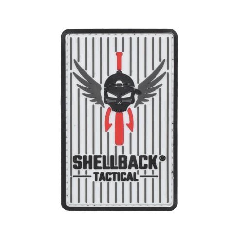 Shellback Tactical Pinstripe Logo Patch