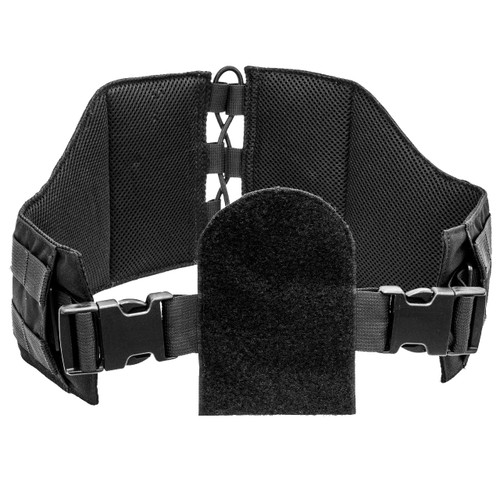 Shellback Tactical Banshee Quick Deployment Cummerbund Black