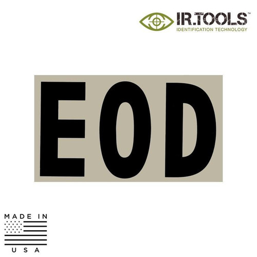 IR.TOOLS EOD Patch with Hook